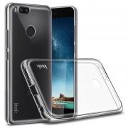 Capa de TPU Imak Anti-risco para Xiaomi Mi A1 - Transparente