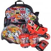 Детски регулириеми ролери Monster Baby Skate Set, Tempish, 5801000005