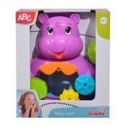 Хипопотам за баня Simba ABC, 043189