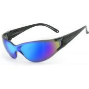 HSE SportEyes Big Deuce Gafas de sol Azul un tamaño