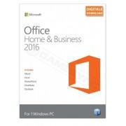 Microsoft Office 2016 - Home and Business EN Licentie/Activatie Directe Download