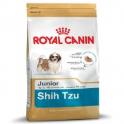 Royal Canin Breed 3 x 1,5 kg Shih Tzu Junior Royal Canin - valpfoder