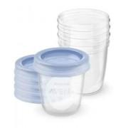 Avent - Mehrwegbecher für Muttermilch - SCF619/05