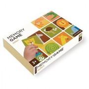 Petit Collage Memory Game Safari