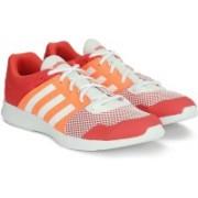 ADIDAS ESSENTIAL FUN II W Training & Gym Shoes For Women(Red, White)
