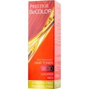 Vopsea pentru par semi-permanenta Rosu cupru 100 ml Prestige Becolor