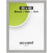 Nielsen Accent Magic 30x40 Wooden grey Frame 9730001