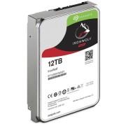 "Seagate Ironwolf NAS 12TB 3.5"" 7200rpm 256MB Cache NAS SATA 6GB/s Hard Drive"
