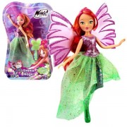WINX PAPUSA SIRENIX MAGIC - Flora