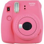 Fuji Instant Camera Instax Mini 9 Flamingo Pink