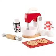 KidKraft Red & White Baking Playset