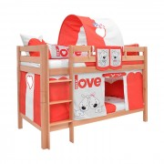 Dečiji krevet na sprat Mark Natur My Love