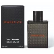 Poker Face Man Ted Lapidus Eau de Toilette 100 ml