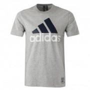 adidas T-Shirt adidas Gris Adulte - XS OL - Foot Lyon