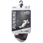 Rövid unisex zoknik ASICS - Nimbus St Sock ZK2653 Real White/Dark Grey 0779