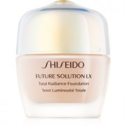 Shiseido Future Solution LX Total Radiance Foundation maquillaje con efecto rejuvenecedor SPF 15 tono Rose 4 30 ml