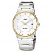 Pulsar PVK120X1 horloge dames - zilver en goud - edelstaal doubl�