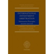International Investment Arbitration - Substantive Principles (9780199676804)