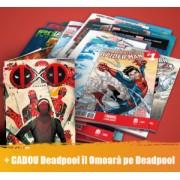 Pachet reviste Lex Comics + Deadpool il Omoara pe Deadpool cadou