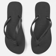 Havaianas Top Flip Flops - Black - EU 35-36/UK 2-3 - Black