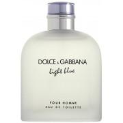 Dolce & Gabbana Light Blue Pour Homme Eau de Toilette 200 ml