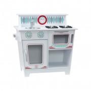 Bucatarie pentru copii Classic White KidKraft