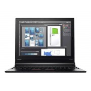 Lenovo ThinkPad X1 Tablet 20JB - Tablet - com teclado destacável - Core i5 7Y54 / 1.2 GHz - Win 10 Pro 64-bit - 8 GB RAM - 256
