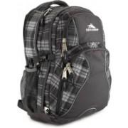High Sierra Swerve Laptop Backpack(Black, Grey)