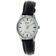 Reloj CASIO LTP V005L 7A Negro Femenino