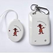 Ключодържател с вградена аларма