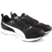 Puma Synthesis Sneakers For Men(Black, Silver)