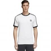 Adidas Bedrucktes T-Shirt mit rundem Ausschnitt