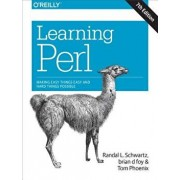 Learning Perl: Making Easy Things Easy and Hard Things Possible, Paperback (7th Ed.)/Randal L. Schwartz
