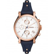 Fossil Rose Gold Original Boyfriend ES3838
