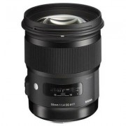 Sigma Obiektyw SIGMA Sigma 50mm f 1,4 DG HSM Art (Nikon)
