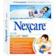 Nexcare Coldhot teddy cuscino in gel riutilizzabile 19x23 cm