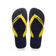 Havaianas-Slippers-Flipflops Brasil Layers-Blauw
