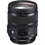 Canon sigma 24-70mm f/2.8 dg os hsm (a) - nikon f - 2 anni di garanzia