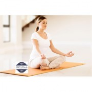 Eco Friendly Anti Skid 8mm Yoga Mat Unisex (Assorted Colors)