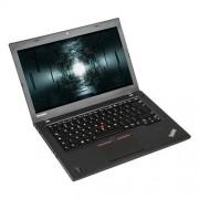 """Lenovo Thinkpad T450 i5-5300U 4GB 500GB 14"""", Webcam W10 Home."""