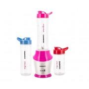 Blender smoothie-maker Daewoo DS3503 2x 600 ml 400 ml 350W Alb / Roz