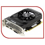 Видеокарта Palit GeForce GTX 1050 Ti StormX 1290Mhz PCI-E 3.0 4096Mb 7000Mhz 128 bit DVI HDMI NE5105T018G1-1070F