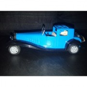 Vintage Classic Pull Back Toy Car
