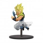Banpresto Dragon Ball Super Chosenshiretsuden PVC Statue Super Saiyan Gogeta 17 cm