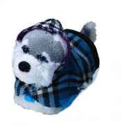 Zhu Zhu Puppies Plaid Puppy Outfit,puppy Sold Separately
