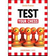Carte : Test your chess Franco Zenon