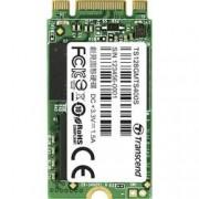Transcend Interní SSD disk SATA M.2 2242 128 GB Transcend 400S Retail TS128GMTS400S M.2 SATA 6 Gb/s