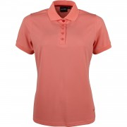 High Colorado Seattle Polo Shirt - Damen Polo - 127926-2005 coral