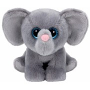 Jucarie Plus 15 cm Beanie Babies Whopper elephant TY