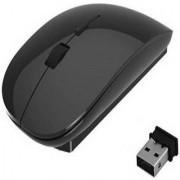 Wireless Optical Mouse (USB Black)